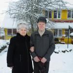 Virgo ja Ljudmilla Mihkelsoo 2016 Viira talus